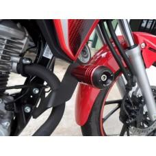 Slider com ponta de nylon para Honda