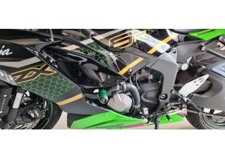 Slider com ponta de nylon para Kawasaki