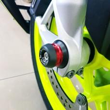 Slider De Roda Dianteira Anti-impacto Nylon mini BMW