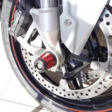 Slider De Roda Dianteira Anti-impacto Nylon BMW