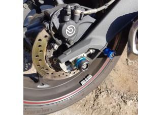 Slider De Roda Traseira Anti-impacto Nylon mini triumph
